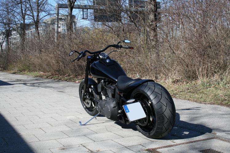 Harley Davidson Softail Review