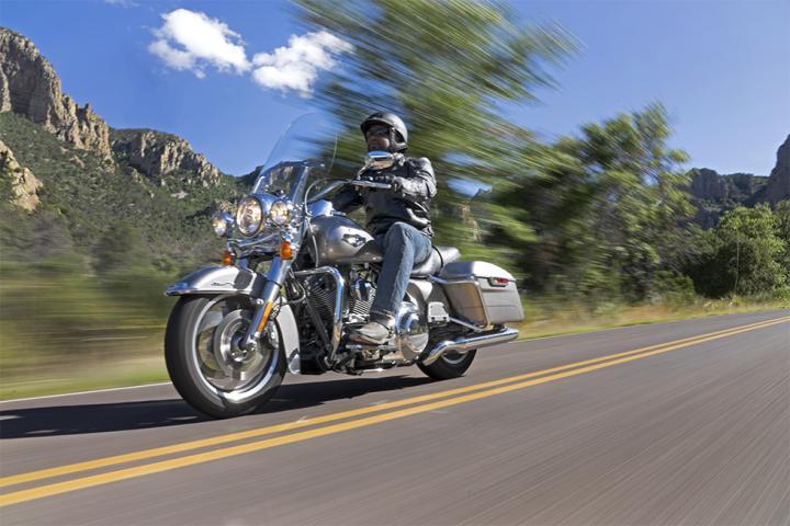 Harley Davidson Flhr Road King Reviews