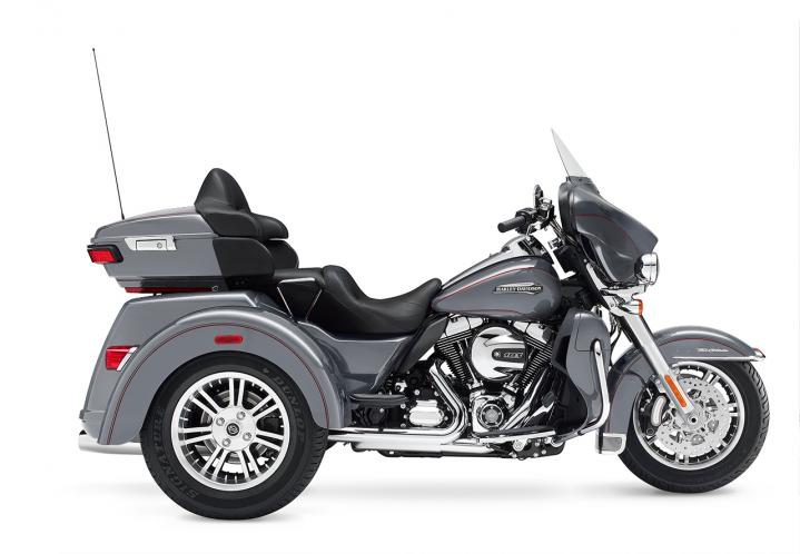 2016 Harley Davidson Trike Tri Glide Ultra Flhtcutg: Harley-Davidson® FLHTCUTG Tri Glide® Ultra