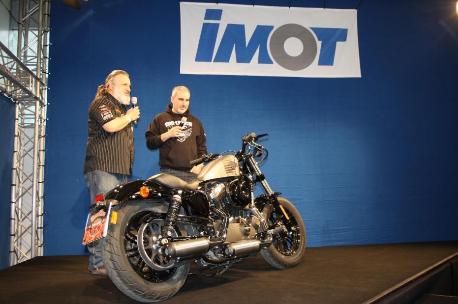 Harley Davidson Imot