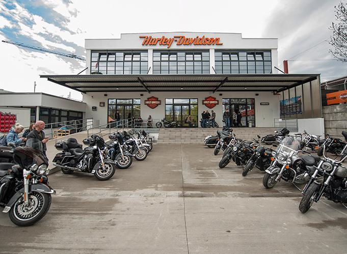 Harley München Ost