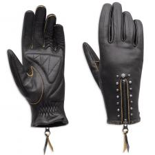 "Handschuhe ""PANORAMA LEATHER"" 97347-16VW"