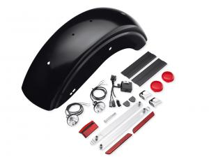 DYNA CHOPPED REAR FENDER KIT, 59860-10BEO