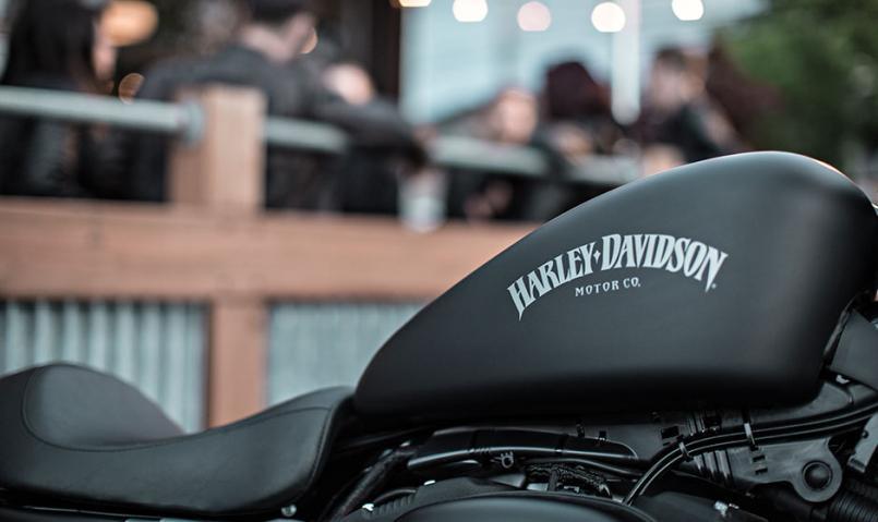 2015 Sportster Harley Davidson Sportster Xl883n Iron