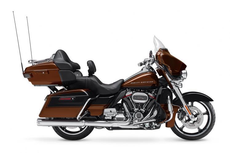 2019 - CVO - Harley-Davidson® FLHTKSE CVO™ Limited 2019 ...