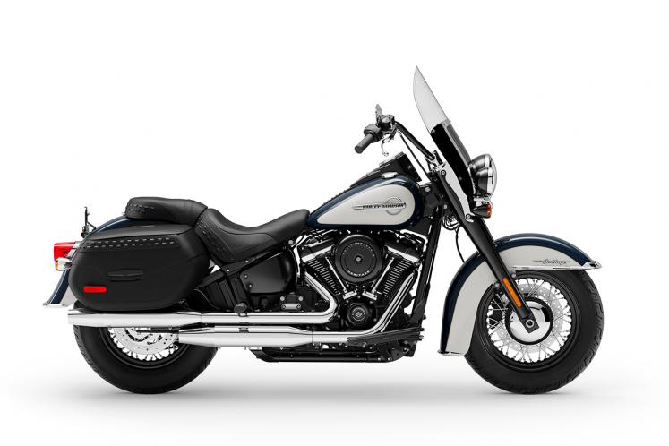 2019 softail harley davidson flhc heritage softail. Black Bedroom Furniture Sets. Home Design Ideas