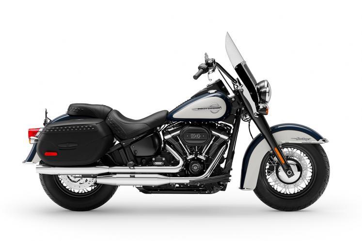 2019 - Softail - Harley-Davidson® FLHCS Heritage Softail ...