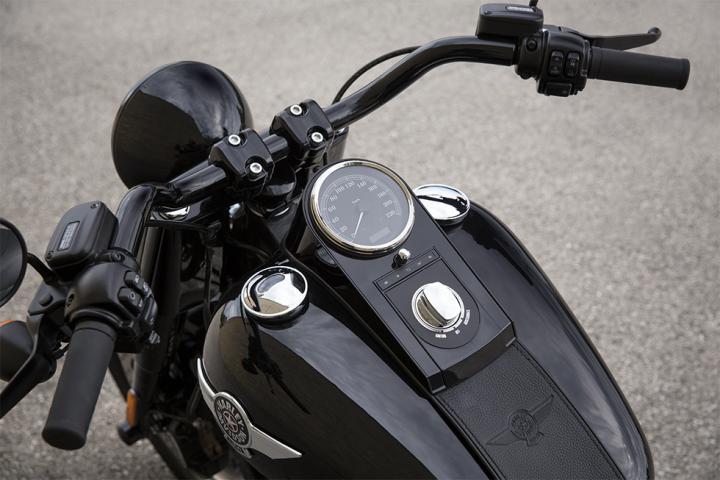 2016 Softail Harley Davidson 174 Flstfbs Fat Boy 174 S 2016
