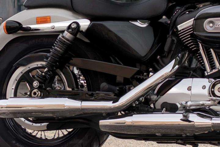 2018 Sportster Harley Davidson Sportster Xl1200c Custom 2018