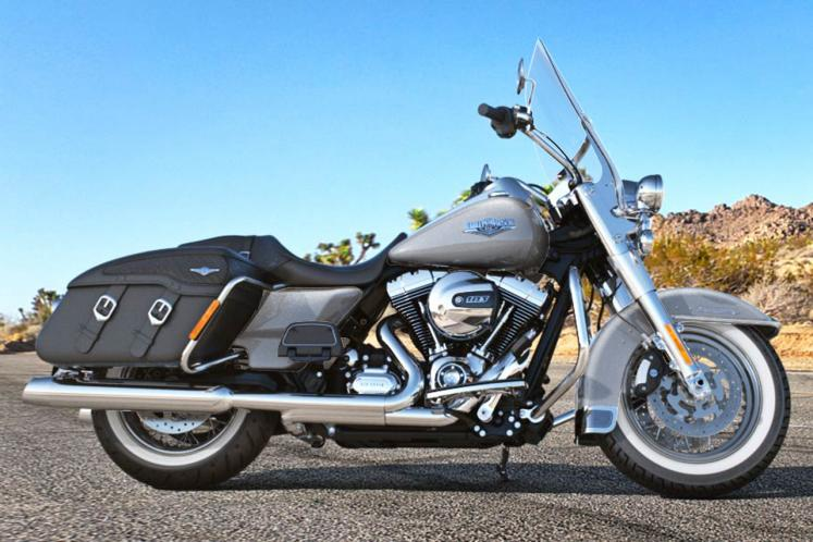 Video Harley Davidson Road King Classic  Modelle