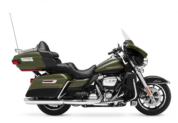 2018 touring harley davidson flhtk electra glide. Black Bedroom Furniture Sets. Home Design Ideas