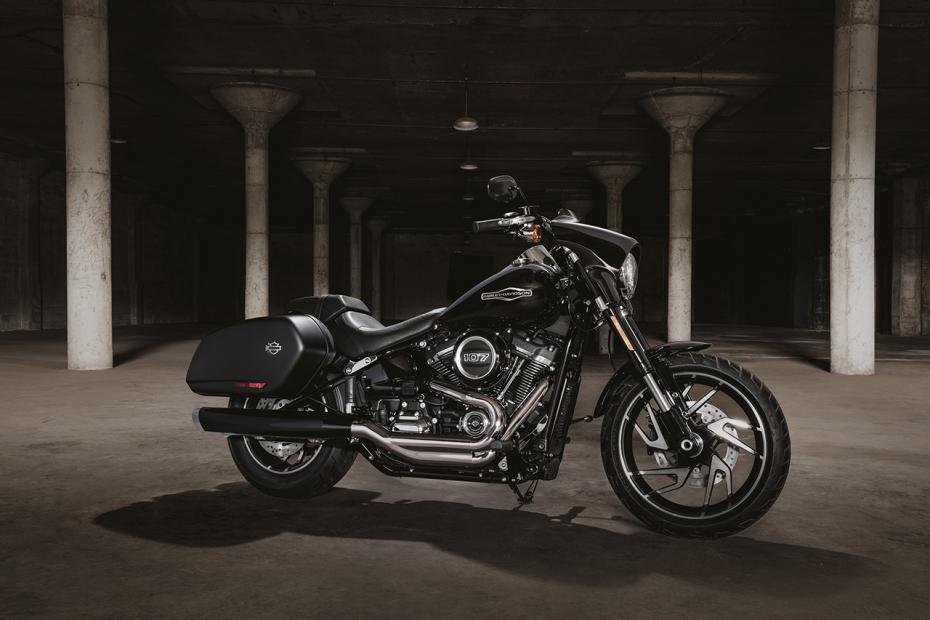 Die neue Harley-Davidson Sport Glide / Press Releases / News/Events ...
