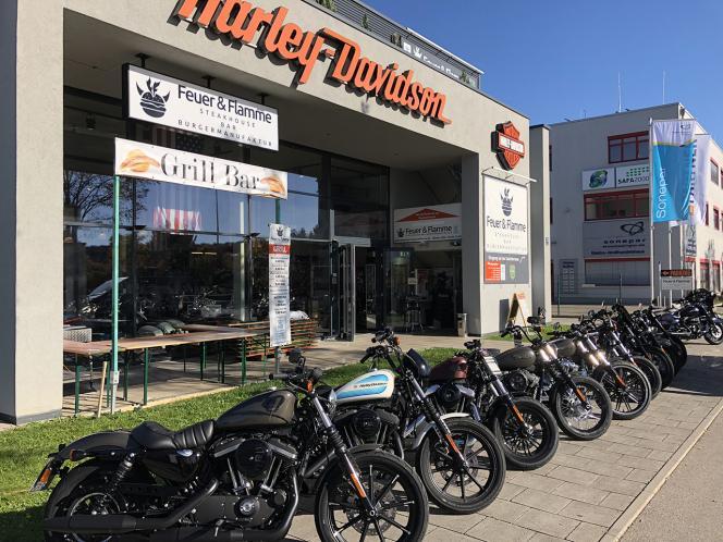 Harley München West